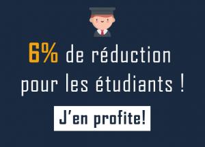 -6% de réduction pour les étudiant chez Back Market